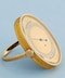 RARE GOLD RING THERMOMETER BY BREGUET - image 5
