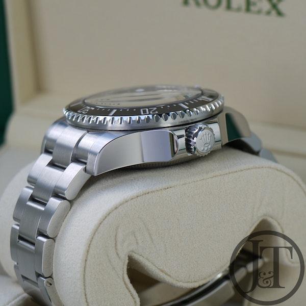 Rolex Deepsea Sea Dweller 126660 D-Blue Dial - image 6