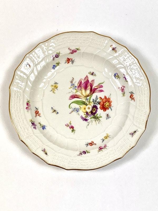 Meissen dinner plates - image 4
