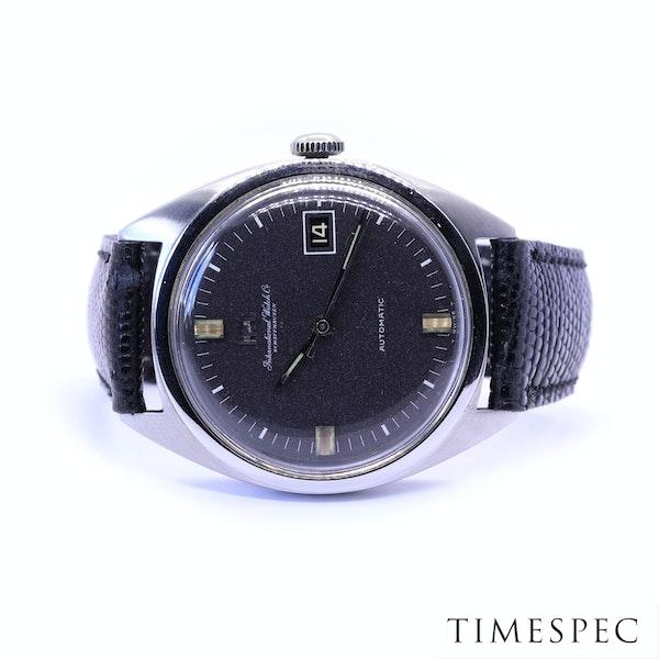 IWC International Watch Company, 36mm, Steel, Self-Winding, Vintage Circa 1970s - image 4