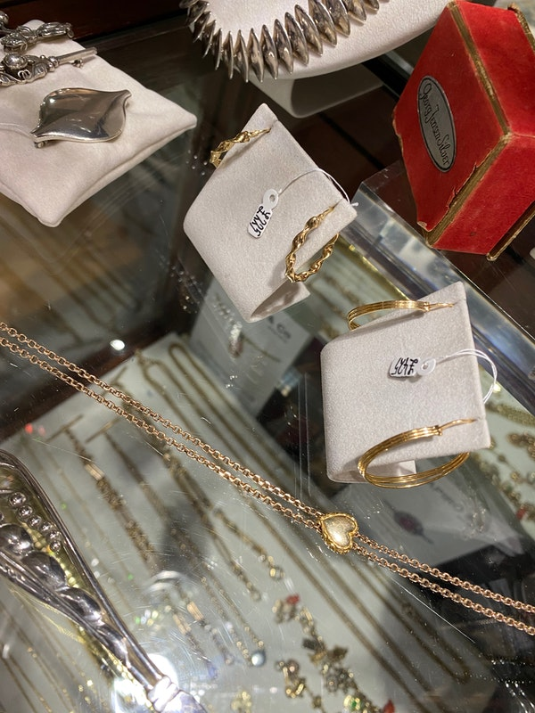 Long Guard Chain in 15ct Gold date circa 1890 SHAPIRO & Co since1979 - image 4