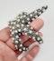 Diamond and pearl Starfish bangle sku 4946  DBGEMS - image 6