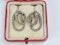 Diamond set snake earrings sku 4954  DBGEMS - image 2