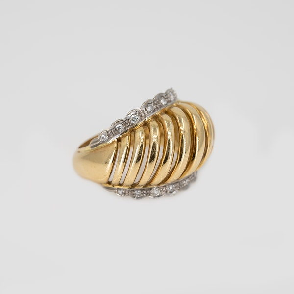 A Dress Ring by Ilias Lalaounis Offered by The Gilded Lily - image 2