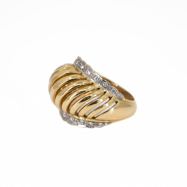 A Dress Ring by Ilias Lalaounis Offered by The Gilded Lily - image 3