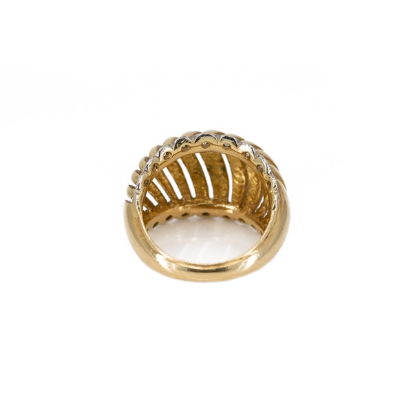 A Dress Ring by Ilias Lalaounis Offered by The Gilded Lily - image 4