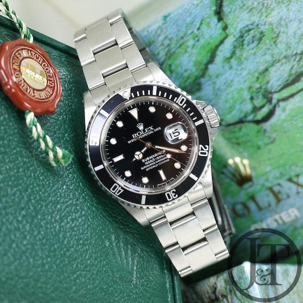 Rolex Submariner Date 16610 1989 - image 1
