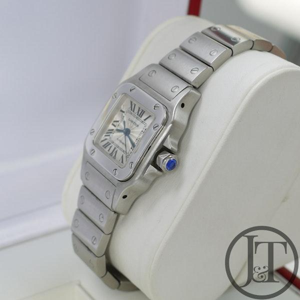 Cartier Santos Ladies Automatic 24mm - image 4