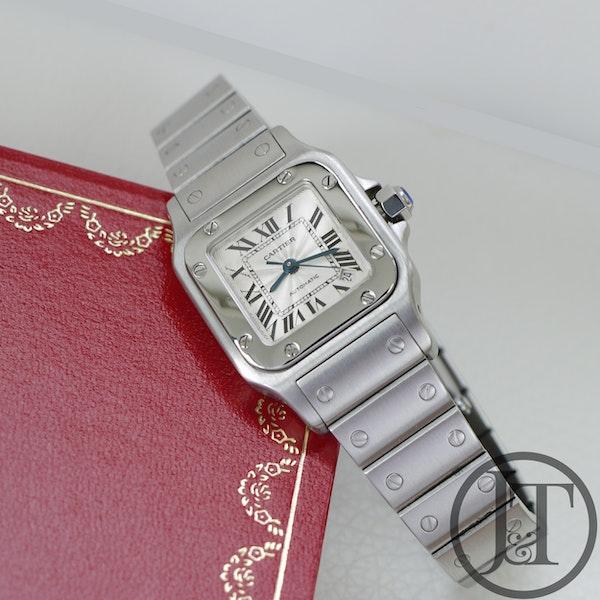 Cartier Santos Ladies Automatic 24mm - image 1