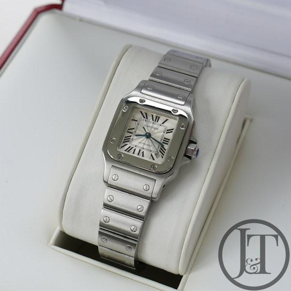 Cartier Santos Ladies Automatic 24mm - image 3