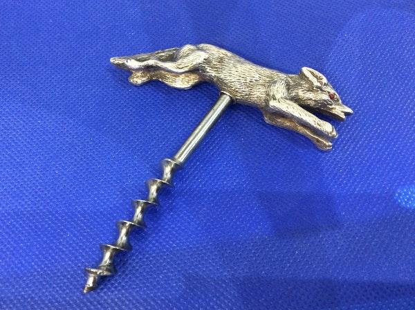 A Silver  Fox Cork Screw - image 2