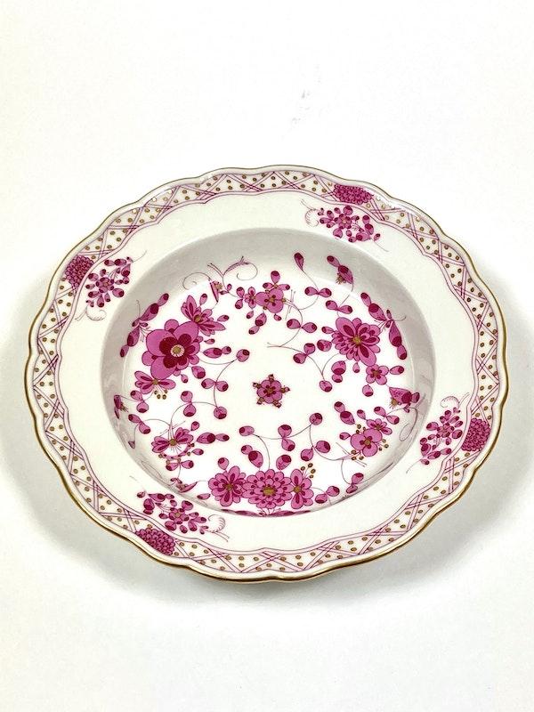 19th century Meissen soup bowls - image 2