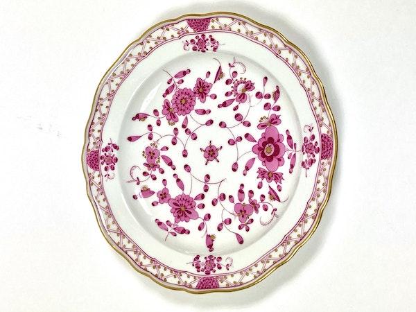 19th century Meissen dessert plates - image 2