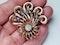 Vintage Boucheron diamond and sapphire clip sku 5002 DBGEMS - image 2