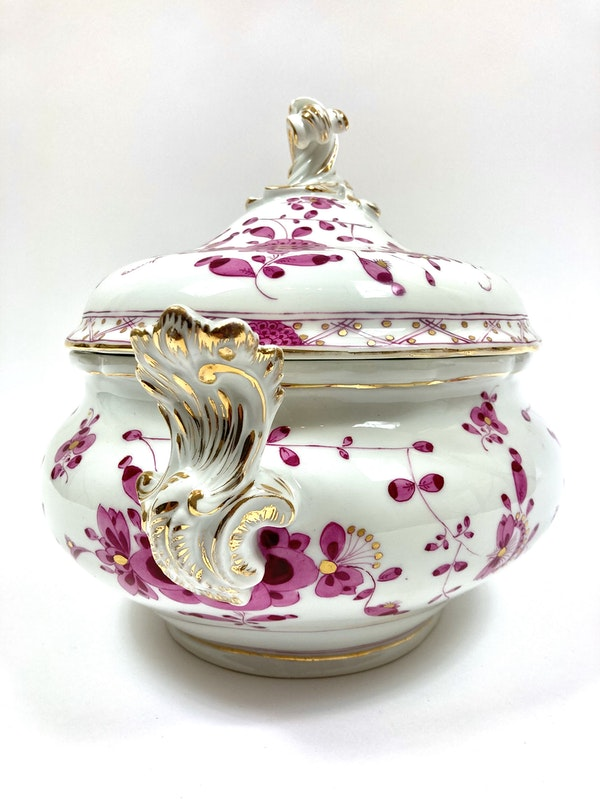 Meissen soup tureen and cover - image 2