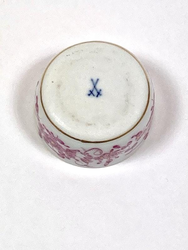 5 x Meissen salts - image 3