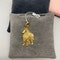 Dog Pendant Collie in 9ct Gold dated Sheffield 2000, Lilly's Attic  since 2001 - image 3