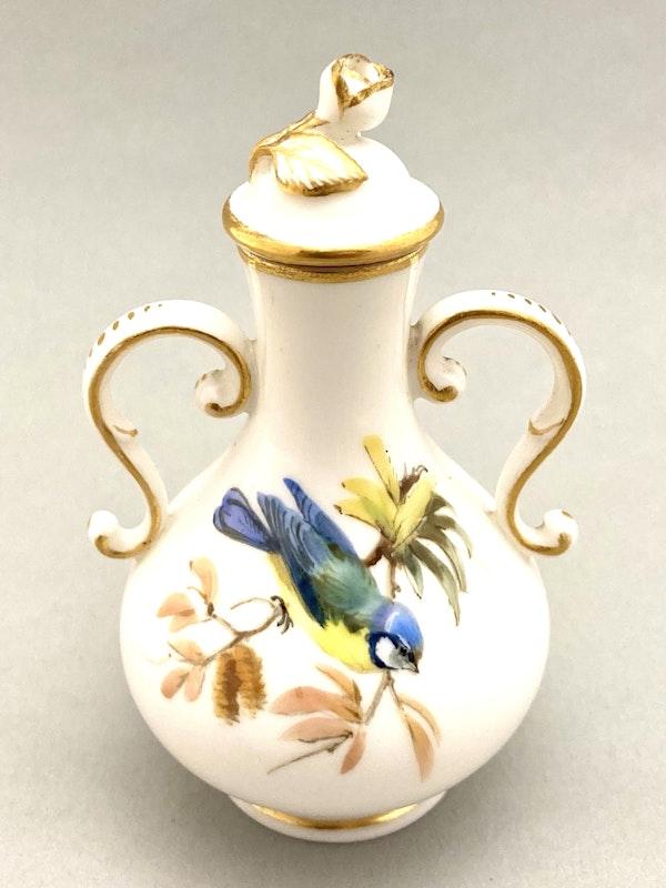 Meissen scent bottle - image 2