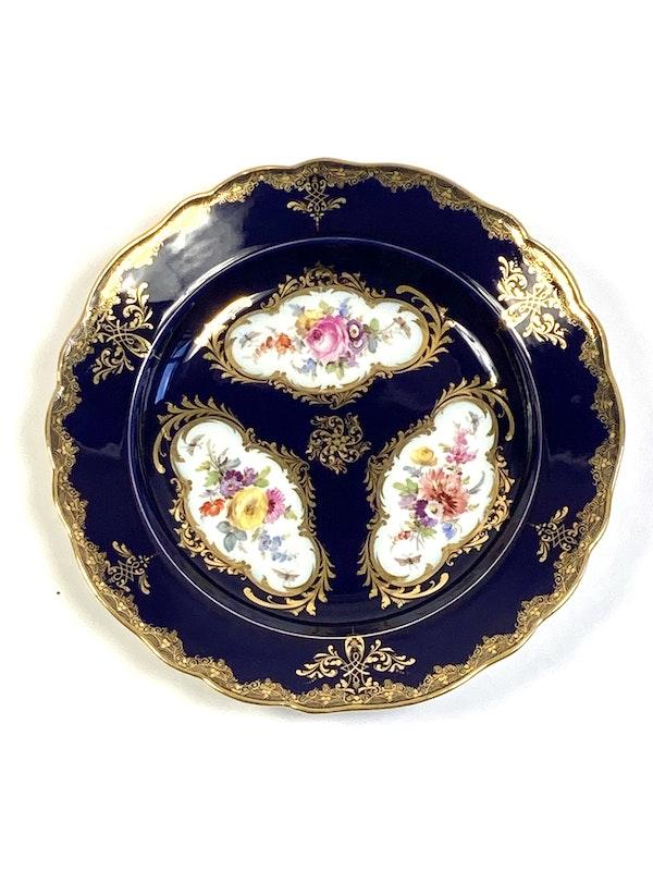 Pair of Meissen plates - image 3