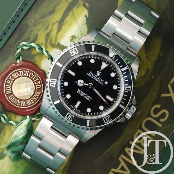 Rolex Submariner No Date 14060 2001 - image 1