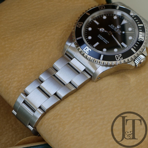 Rolex Submariner No Date 14060 2001 - image 6