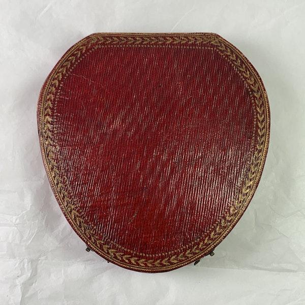 Amethyst necklace in original box 1810 - image 3