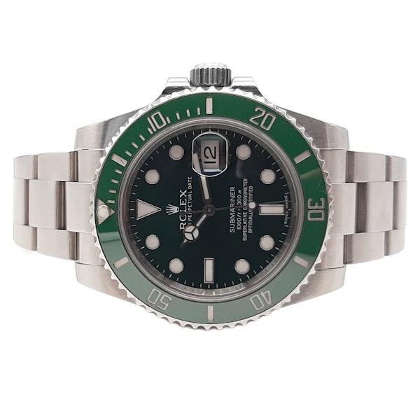 "ROLEX Submariner ""Hulk"" 116610 LV - image 4"