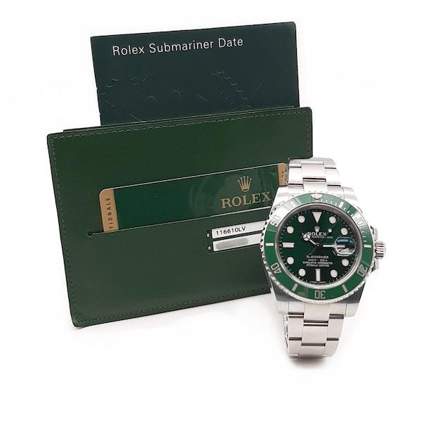 "ROLEX Submariner ""Hulk"" 116610 LV - image 6"