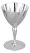ANTIQUE Sterling SILVER - Tiffany & Co - Set of 6 Martini Goblets - 1922 - image 2