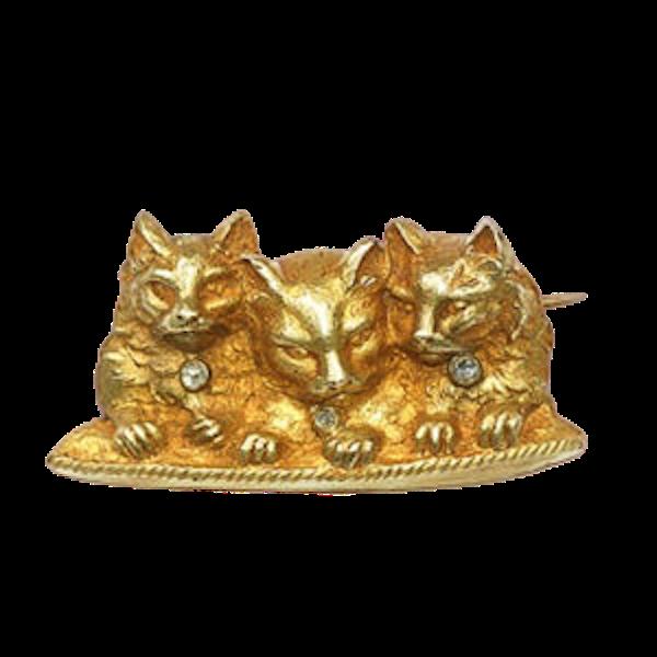 Petulant Cats - image 1
