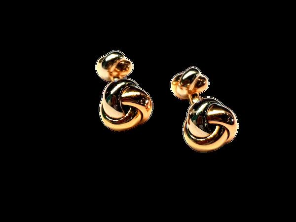 Cartier Trinity cufflinks  DBGEMS - image 1