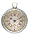 SILVER CHAMPLEVE DIAL CALENDAR - image 1