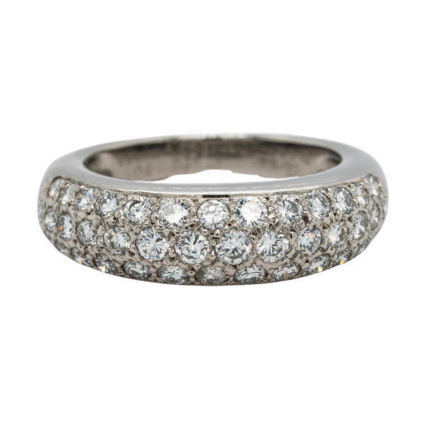 Cartier Bombe style ring - image 1