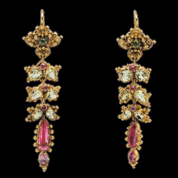 Regency Earrings - image 1