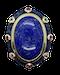 Large Lapis Lazuli Ring - image 1
