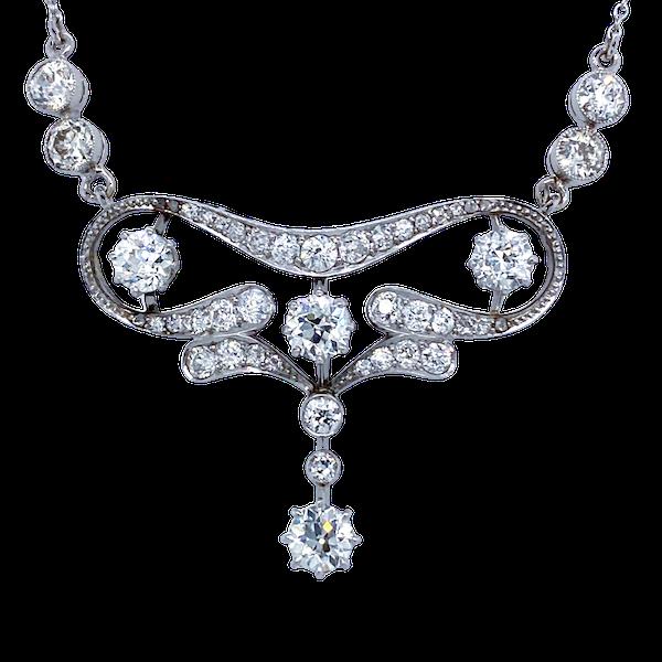 Diamond Necklette - image 1