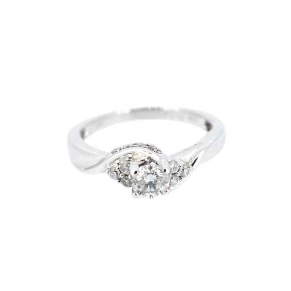 0.75ct Solitaire Diamond Ring. S.Greenstein - image 1