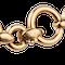 Hermes gold bracelet - image 1