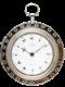 TURKISH MARKET QUARTER STRIKING CLOCKWATCH - image 1