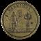 1760 Town seal - image 1
