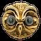 Large antique owl brooch  DBGEMS - image 1