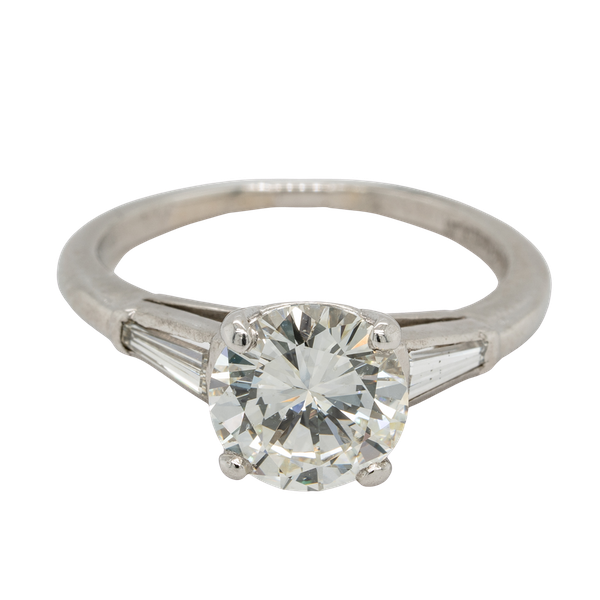 1.74ct Diamond Solitaire Ring - image 1