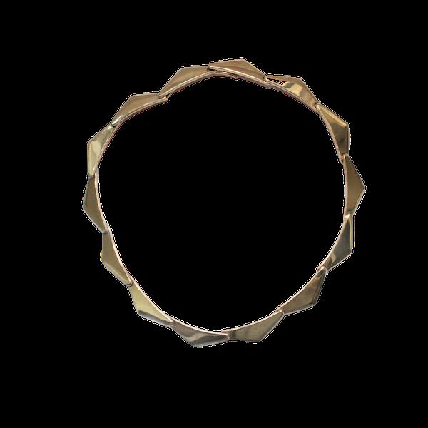 Gold collar - image 1