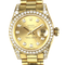 Rolex Lady Datejust, 26mm, 179158, 18K Yellow Gold Diamond Papers & Box - image 1