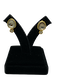 Diamond and Gold Earrings - image 1