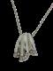 PIAGET, 18K white gold Diamond Pendant - image 1