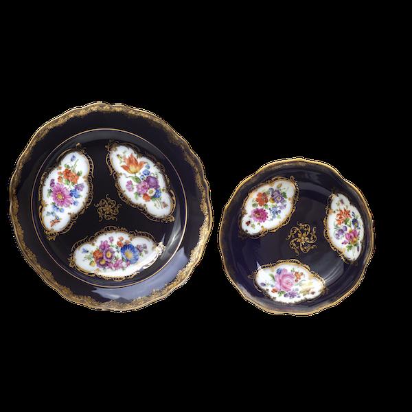19th century Meissen plates - image 1