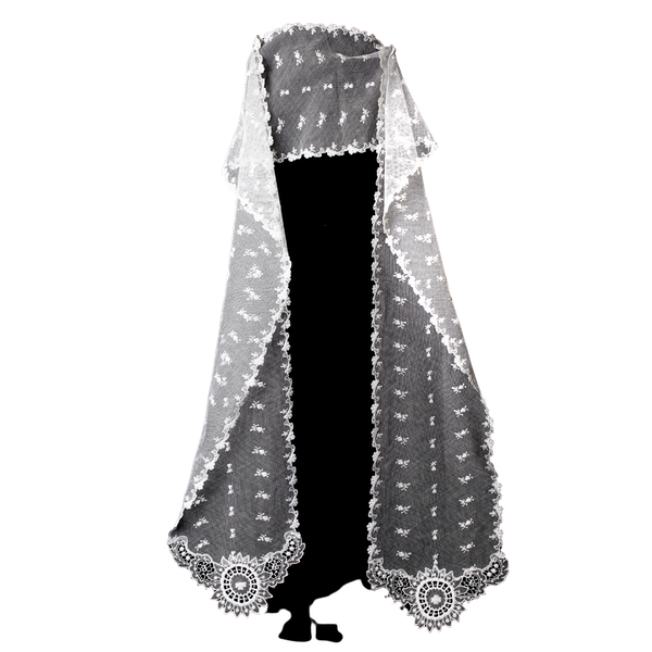 Lace scarf - image 1