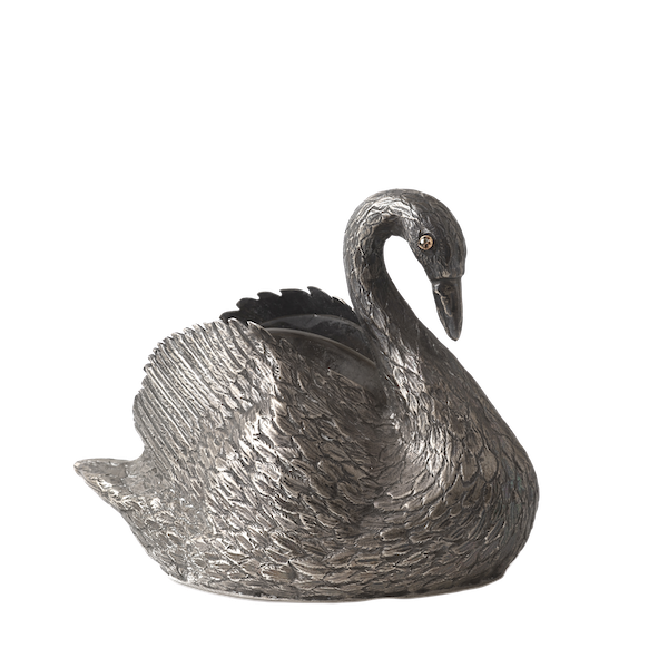 Silver Swan container - image 1