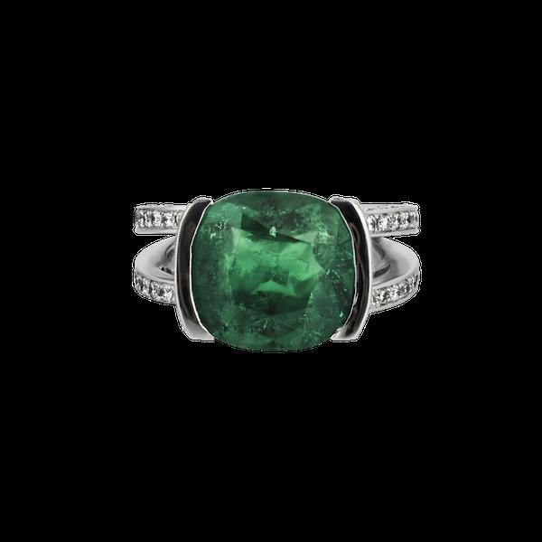 Emerald & Diamond Rind - image 1